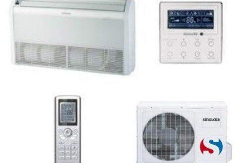 Sinclair Split Klimaanlage Truhengeraet ASF36AIN 10 kW 3Phasig 500x330 - Sinclair Split-Klimaanlage Truhengerät ASF36AIN 10 kW 3Phasig